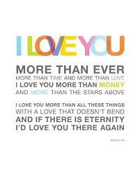 Love You More Quotes Beauteous Love Quotes Pics I Love You More Than Ever More Than Time And More
