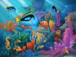 50+] Free 3D Aquarium Wallpaper on ...