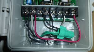 how to wire 240 volt switch timer and receptacles for grow lights Wiring A Electric Timer how to wire 240 volt switch timer and receptacles for grow lights youtube install electric timer