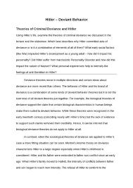 deviant behavior essay deviant behavior essay we provide online hitler deviant behavior psychology essay studentsharehitler deviant behavior essay example