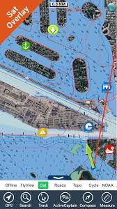 Boating Usa Hd Nautical Charts App For Iphone Free