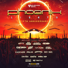 Phoenix Lights 2019 Time Slots Fifth Annual Phoenix Lights Festival Invades The Park At