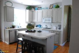 grey kitchen cabinets with white appliances stormupnet