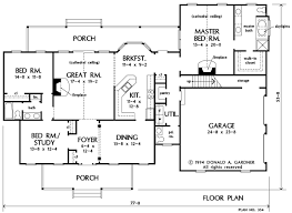 2000 sqft 4 bedroom bungalow house plans homeca