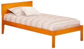 Orlando Bedroom Furniture Orlando Platform Bed By Atlantic Furniture