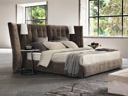 flou furniture. angle quilted headboard by flou double beds furniture