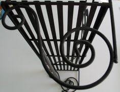 Black Wrought Iron Coat Rack French wall hanging wrought iron coat and hat stand with mirror 37