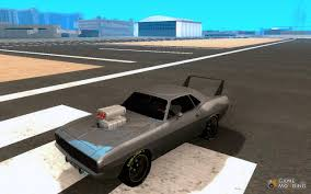 Aar Cuda Plymouth Muscle Cars For Gta San Andreas