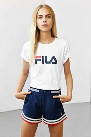 fila outfits for women. fila + uo settanta short - urban outfitters · sporty clothesgirls sports clotheswomen\u0027s fila outfits for women
