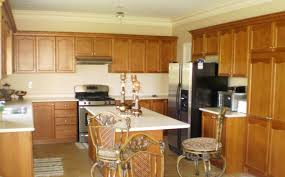 kitchen wall colors with oak cabinets. Full Size Of Cabinet:nice Kitchen Wall Colors With Oak Cabinets Honey Design Glazingictures Floors O