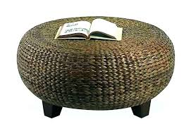 round wicker table round wicker coffee table round wicker coffee table with storage indoor wicker coffee table full image wicker dining table with glass top
