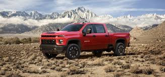 2020 Chevy 3500 Towing Capacity Chart 2020 Chevrolet Silverado Hd Arrives With 35 500 Lb Towing