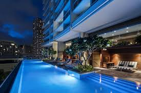 infinity pool united states. The Ritz-Carlton Residences, Waikiki Beach, Honolulu, Infinity Pool United States H