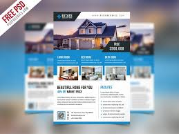 create real estate flyers online free company brochure template free download real estate flyer template