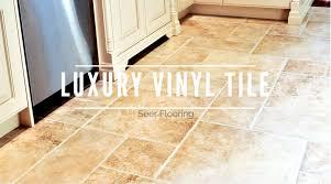 luxury vinyl flooring high end durability