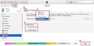 Transfer Data From Pc To Pc How Transfer Photos From Pc To Iphone With Without Itunes Dr Fone