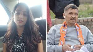 Daughter Of Bjp Leader Sakshi Mishra Threatened For Marrying A