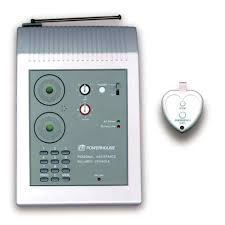 medical alert system with 2 way speakerphone pendant