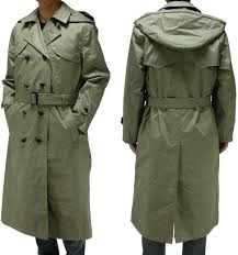 military style trench coat military classical style trench coat there is no food