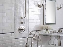 top tile bathroom walls ideas