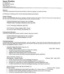 Career Objective On Resume Template Simple Good Career Objectives For Resume Examples Administrative Objective