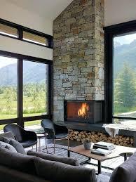 corner fireplaces stone stone corner fireplace design living room
