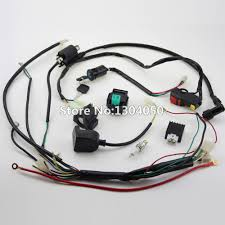 dune buggy mesin beli murah dune buggy mesin lots from dune penuh mesin kick start listrik wiring harness tenun coil cdi ngk spark plug 50 70 90