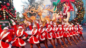 Image result for Universal Holiday parade pictures