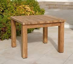 teak dining tables uk. barlow tyrie titan 100cm rustic teak dining table tables uk