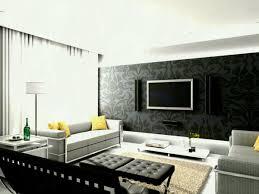 modern black white minimalist furniture interior. Full Size Of Living Room Modern Black And White Minimalist Ideas Centers Center Home Design With Furniture Interior