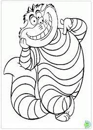 Small Picture 129 best Coloring Pages Alice in Wonderland images on Pinterest