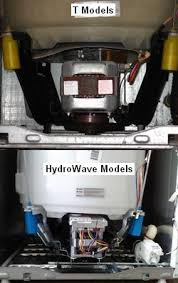 ge washer repair guide hydrowave vs t model