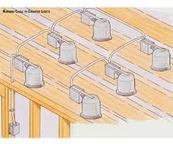 recessed lighting wiring recessed ceiling lights fixtures how to wire a ceiling light diagram at Wiring Ceiling Lights Diagram