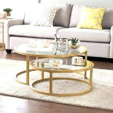 wildon home coffee table 2 piece coffee table set blvd glam nesting cocktail gold home r wildon home coffee table