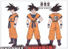 Goku Design Goku Dragonball Super The Movie Dragon Ball Super Manga