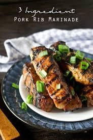 Dry Rub BBQ Country Style Ribs Oven Baked  YouTubeCountry Style Pork Rib Marinade Recipe
