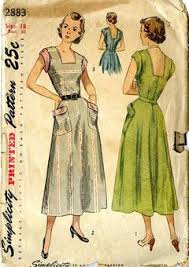 Vintage Simplicity Patterns Extraordinary Vintage Pattern Warehouse Vintage Sewing Patterns Vintage Fashion