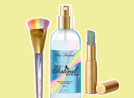 too faced is launching its life s a festival collection in february 2018 and it s a unicorn lover s dream ogiggles