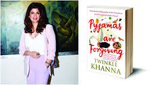 Twinkle Khanna Fashion Designing Institute In Pune Pyjamas Are Forgiving Twinkle Khanna On Her First Novel