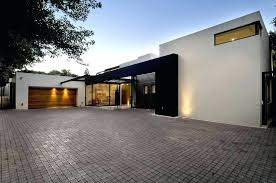 modern flat roof house plans south africa