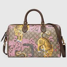 gucci 409527. gucci bengal top handle bag - women\u0027s handles \u0026 boston bags 409527k5p3g9967 409527