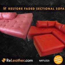 Leather Couch Restoration Leather Restoration Sofa Couches And Chairs Releather