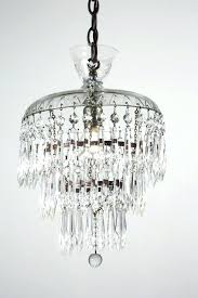 excellent chandelier prisms for petite antique three tier crystal chandelier with glass prisms vintage chandelier