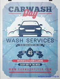 New Post: 20 Best Car Wash Flyer Print Templates 2018 Link: Https ...