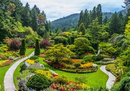 Small Picture Most beautiful flower gardens in Canada Butchart Gardens Garden