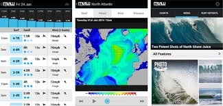 Magicseaweed Charts Introducing The New Msw Android App Magicseaweed Com