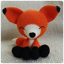 Crochet Fox Pattern Inspiration Ravelry The Sleepy Fox Pattern By Eserehtanin Nina