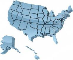 Us Map Editable In Powerpoint Us Map For Powerpoint Presentations Free Editable Us Map Us Map