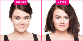 how to slim a round face in 3 easy steps