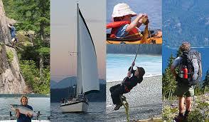 outdoor activities collage. Fine Outdoor Vacation Activities Throughout Outdoor Collage D